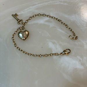 100% authentic Tiffany's gold bracelet Tiffany&co